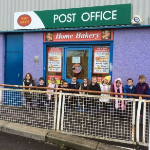 P2's Trip to the Post Office