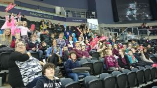 Night out at the Belfast Giants